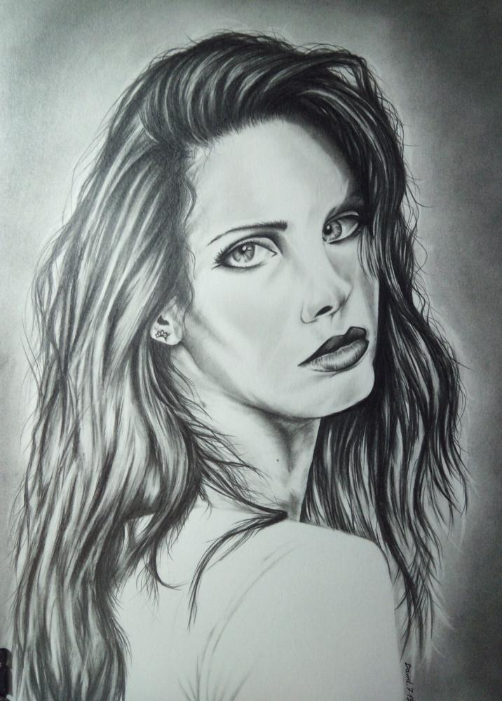 Lana Del Rey by Callahan